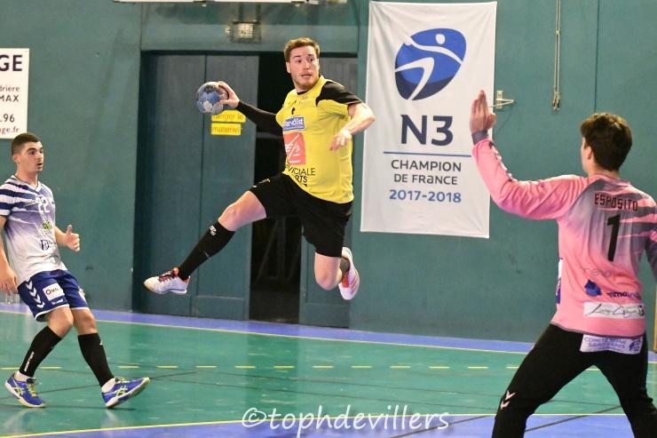2018-09-22 N2G J02 Villers Hb Club VS HBC Livry-Gargan 31-22 (1)