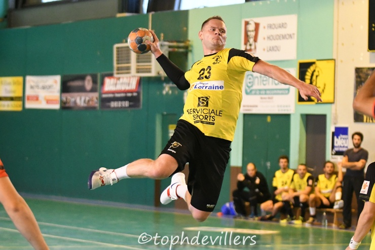 2018-09-23 Region J02 SG3 Villers Hb Club VS AS Vigneulles Handball 17-31 (1)
