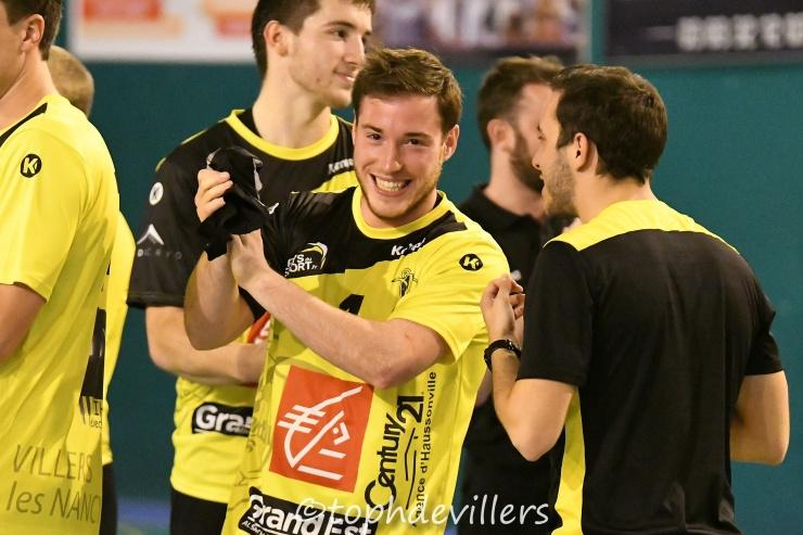 2018-10-13 N2G J04 SG1 Villers Hb Club VS Molsheim Olympique Club Handball 26-22 (1)