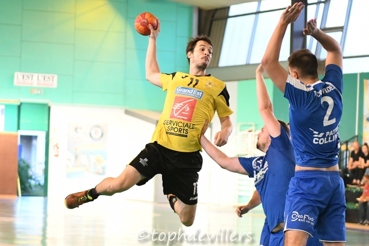 2018-10-13 PN J04 SG2 Villers Hb Club VS Handball Club Varangeville 29-16 (1)