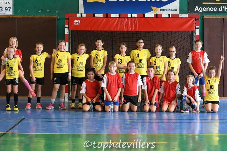 2018-10-14 Region U11F Villers Hb Club VS Amicale Laïque de Neuves-Maisons Handball 20-08 (1)