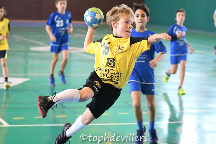 2018-10-20 Region U11G2 Villers Hb Club VS Luneville 12-16 (1)