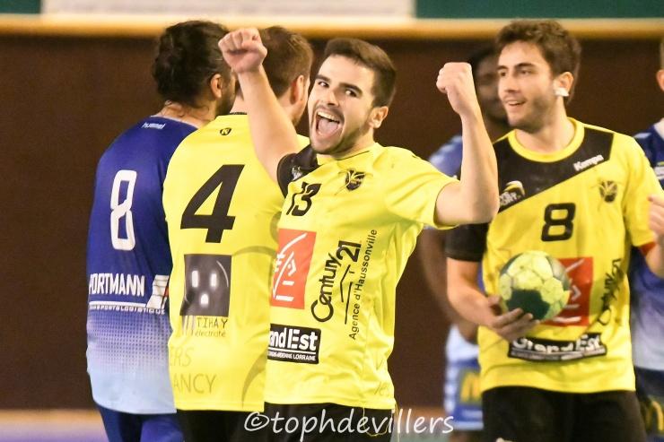 2018-11-03 N2G J06 SG1 Villers Hb Club VS Cernay Wattwiller handball (1)