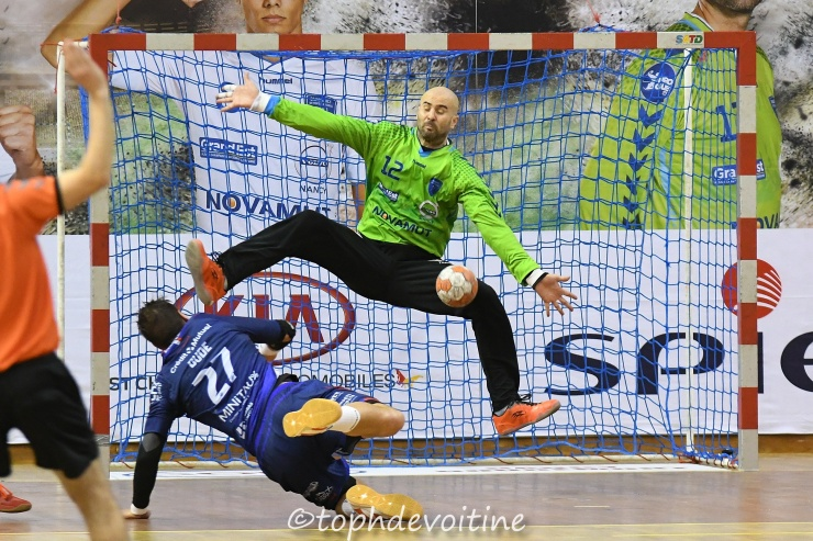 2018-11-09 ProD2 J08 Grand Nancy Métropole Handball VS limoges hand 87 27-22 (1)