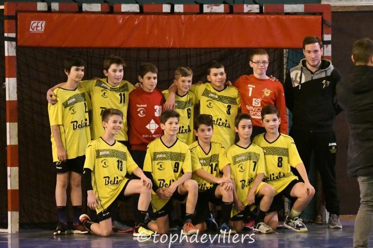 2018-11-17 Region U13G2 Villers Hb Club VS HBC Nancy SLUC 35-11 (1)
