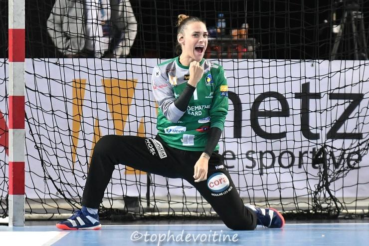 2018-11-18 EHF J06 Metz Handball (Officiel) VS Odense Håndbold 41-26 (1)