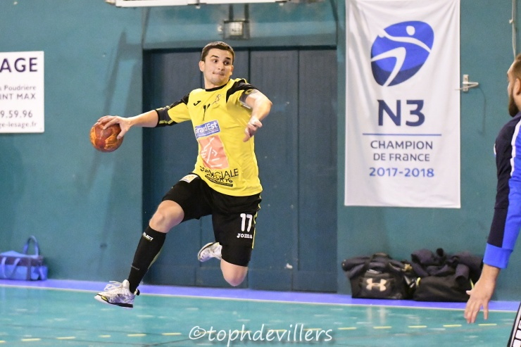 2018-11-24 PN SG2 Villers Hb Club VS BLR ARC MOSEL. 27-18 (1)