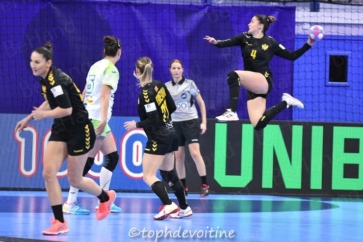 2018-11-30 EHF Euro2018 Montenegro VS Slovenia 36-32 (1)