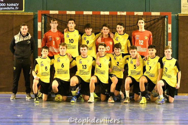 2018-12-01 Region U18G Villers Hb Club VS Rambervillers 45-25 (1)