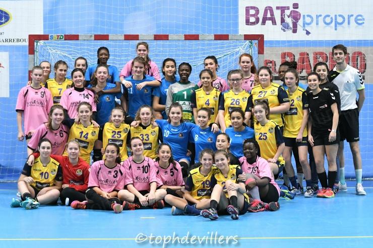 2018-12-15 Tournoi U15F Sarrebourg VS Metz VS Villers Hb Club (1)