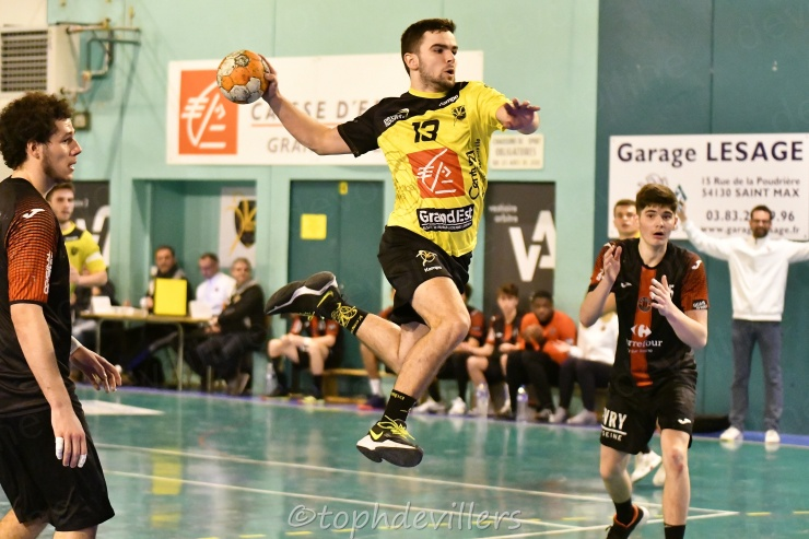 2018-02-02 N2G J08 SG1 Villers Hb Club VS US IVRY HANDBALL 30-34 (1)