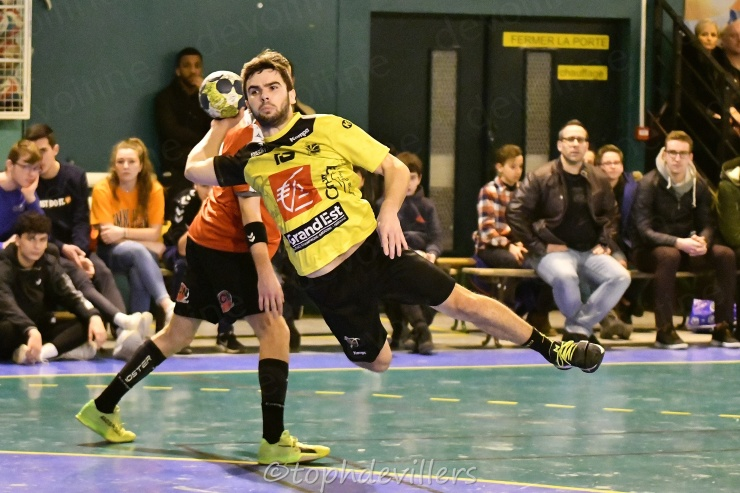2019-02-09 N2G J09 SG1 Villers Hb Club VS Mulhouse 24-26 (1)