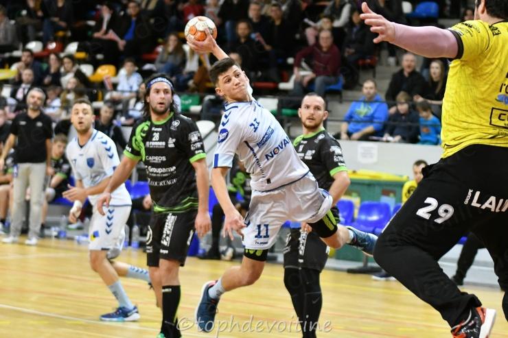 2019-02-10 CDF Grand Nancy Métropole Handball VS CPB Rennes Handball 36-31 (1)