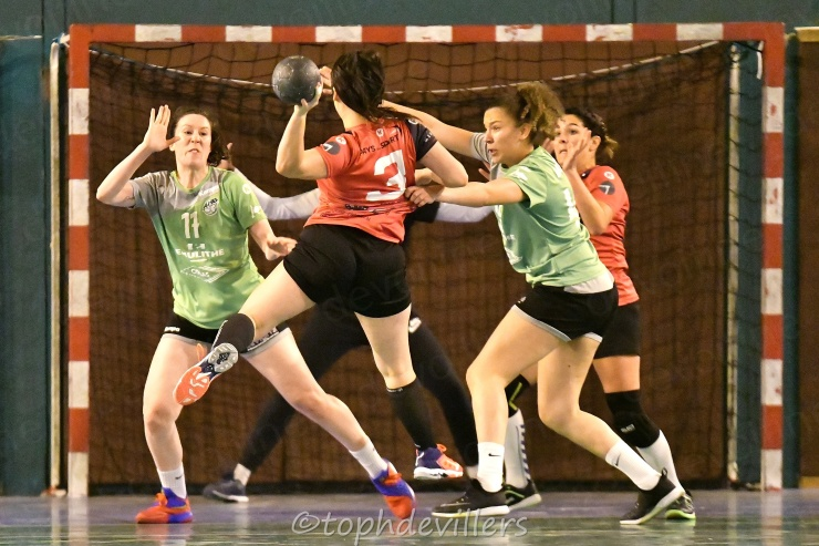 2019-03-02 N2 SF ENT FFRVILLERS VS AULNAY HANDBALL 28-30 (1)