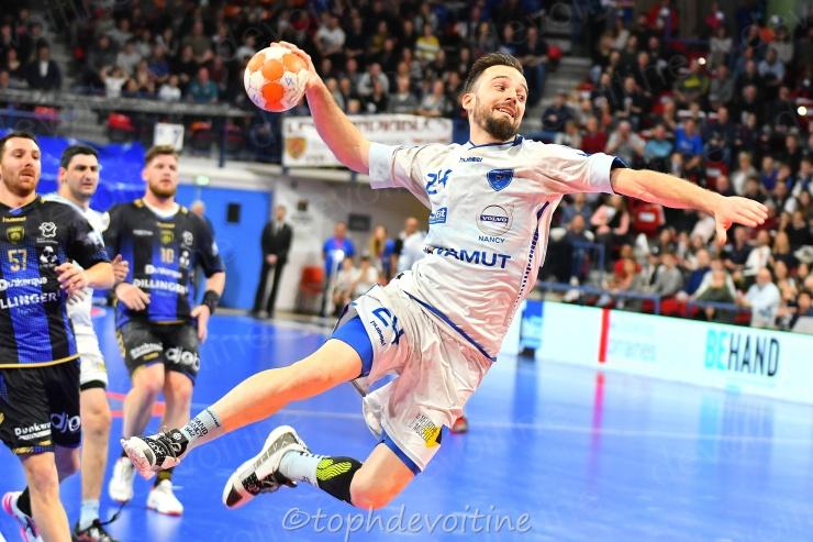2019-04-07 CDF Grand Nancy Métropole Handball VS USDK Dunkerque Handball Grand Littoral 17-27 (1)