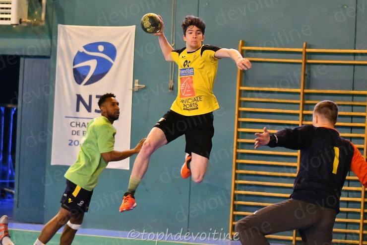 2019-04-12 PN SG2 Villers Hb Club VS Sarrebourg 27-18 (1)