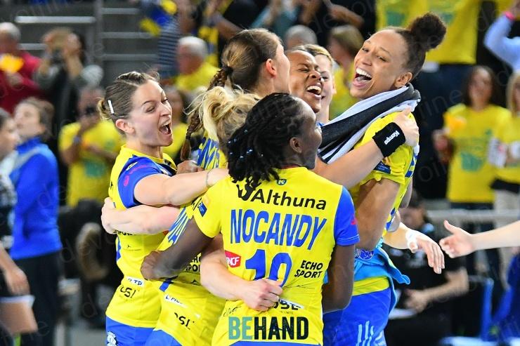 2019-04-13 EHF Metz Handball (Officiel) VS CSM Bucuresti Handbal 23-22 coulisse (4)