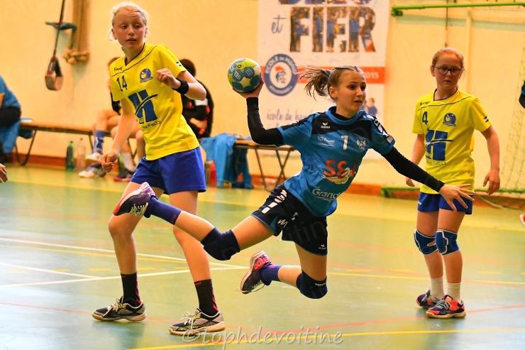 2019-04-20 Tournoi U13F BMHB VS Metz 16-13 (1)