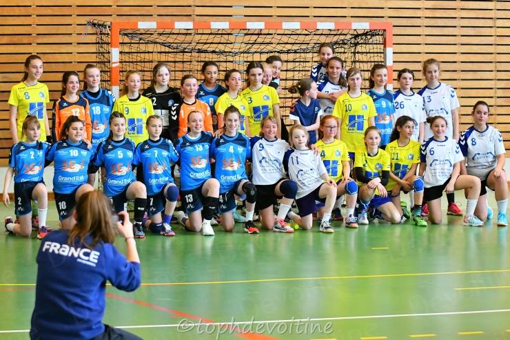 2019-04-20 Tournoi U13F Bouzonville VS Metz 12-09 (1)