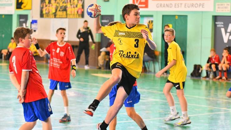 2019-04-27 U13G Villers VS Neuves Maisons 30-25 (0)