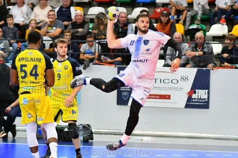 2019-09-27 Proligue J03 Grand Nancy VS Pontault Combault 22-27 (1)