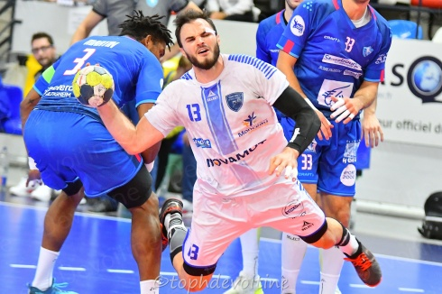 2019-10-11 Proligue J05 Grand Nancy VS Strasbourg 31-27 (1)