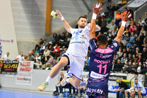 2019-11-22 Proligue J10 Grand Nancy VS Cesson 24-25 (1)