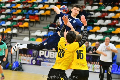 2020-01-03 18G Tournoi U18 Europe Cup Handball Besancon 3eme VS Coburg 4eme (1)