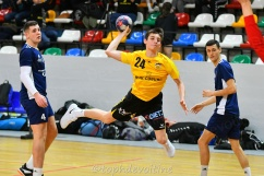 2020-01-03 18G Tournoi U18 Europe Cup Handball Besancon 3eme VS Coburg 4eme (2)