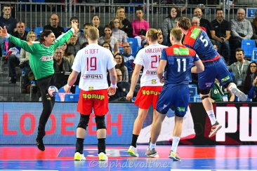 2020-01-03 Golden League Danemark VS Norvege 28-26 (4)