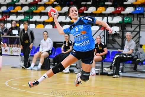 2020-01-04 18F Tournoi U18 Europe Cup Handball SV64 VS BMHB 15-20 (1)