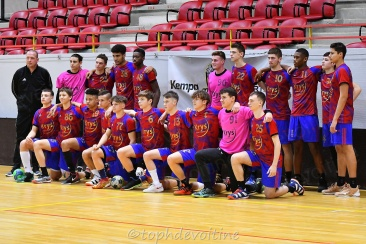 2020-01-04 18G Tournoi U18 Europe Cup Handball PCT VS LGM 23-19 (4)