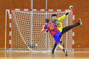 2020-01-04 18G Tournoi U18 Europe Cup Handball PCT VS LGM 23-19 (5)