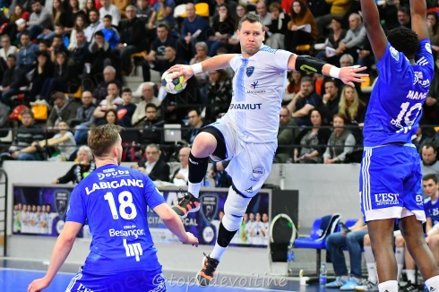 2020-02-28 Proligue J17 Grand Nancy VS Besancon 27-23 (1)